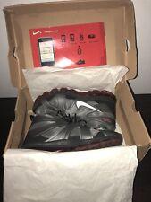 Nike Air Max Griffey Fury Fuse SIZE 8.5 Drk Grey/ Blk-Red/Noir 511309-060