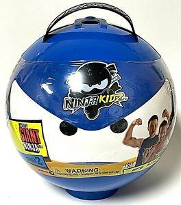 Ninja Kidz Giant Ninja Mystery Ball -Blue Series 2