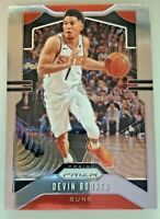 2019-20 Panini Prizm Devin Booker Base Card Suns #67
