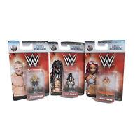 WWE Nano Metalfigs Lot Finn Balor Sasha Banks Jada  Brock Lesnar Toys Diecast