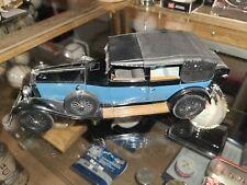 Franklin Mint 1929 Rolls Royce Phantom 1 Cabriolet De Ville