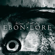 Ebon Lore - Wisdom of the Owl CD 2012 digi Hypothermia Lustre neo-folk