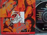54- Der Kultsoundtrack auf 2 CDs (mit Autogrammen Stars on 54)- lesen