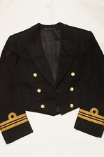 Canadian RCN Navy Officers Mess Dress Jacket Named