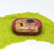 Fridolin Kontaktlinsendose mit Spiegel Gustav Klimt - Kuss