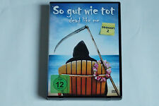 Dead Like Me - So gut wie tot , Season 2 - (Ellen Muth, Callum Blue) 4xDVD BOX
