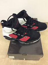 New in box 2010 Nike Air Jordan 6-17-23 WHITE BLACK CARMINE RED 428817-002 10.5