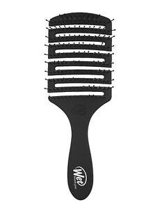 Wet Brush Pro Flex Dry Paddle Black Hair Brush For Women Men SALE