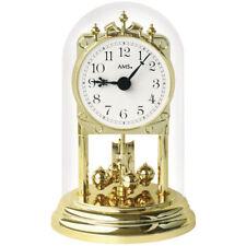 Ams 1101 Année Horloge Quartz finition Verre Minéral