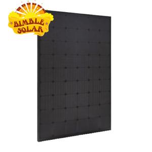 295W Smaller Size Perlight All Black Mono Percium Solar Panel - 54 cell smaller