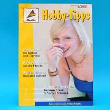 Hobby-Tipps für Kreative   2 von 2001   Basteln