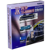 Tomix 92404 JR DE10 & Wamu 8000 3 Cars Set - N