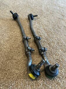 Original 1969 1970 Ford Mustang Boss Shelby Mach 1 Tie Rod Inners Ends & Sleeves
