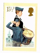 Youth Organisations - The Boy's Brigade - Post Office Picture Postcard
