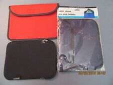 "10"" Neoprene Sleeve Case Pouch Cover Bag For 10 Inch Laptop Notebook Tablet"