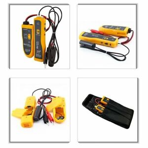 Underground Wire Finder Tube Wall Wire Cable Line Locator Lan Tracker Detector