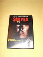 Sniper, tireur d'élite DVD Tom Berenger Billy Zane