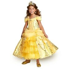 Disney Store Belle Deluxe Costume for Kids size 9/10