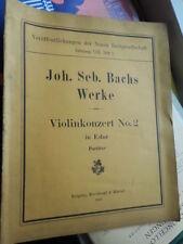 Antiquarische Noten & Songbooks für Orchester