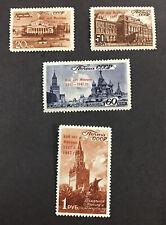 RUSSIA 1947 XF MLH Sc#1128-31    (W21)