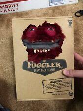 NEW Fugglers Funny Ugly Monster 9 Inch Count Underoo McGoo (Maroon) Plush