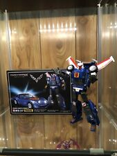 TRANSFORMERS MASTERPIECE MP-25 TRACKS WITH ARTICULATED HADS UPGRADE US SELLER
