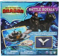 DREAM WORKS HOW TO TRAIN YOUR DRAGON THE HIDDEN WORLD BATTLE ROYALE GAME *BNIB*