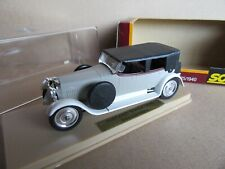 118J Vintage Solido 1162 Hispano Suiza 1926 Discoverable 1:43