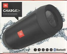 JBL Charge 2+ in Nero-Bluetooth Altoparlante/portable speaker-NUOVO & OVP