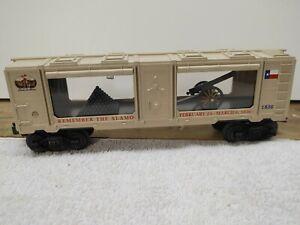 LIONEL # 6-72511 LCCA DALLAS 2011 REGISTRATION CAR