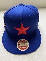 New Era Detroit Stars Negro League Patch Tigers NLB 9FIFTY 950 Snapback Hat NEW