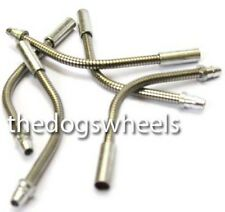 Flexible Brake Cable Noodle Pipe MTB Bicycle Bike Bendable V-Brake V Brakes