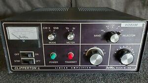 Dentron Clipperton-L  Ham Radio Amplifier