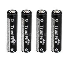 4pcs TrustFire 10440 600mAh 3.7V AAA Rechargeable Battery Li-ion Battery New