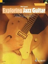 Exploring Jazz Guitar - An Introduction to Jazz Harmony Technique and 049016691