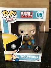 Funko POP! Zombie Undead Wolverine Logan X-Men *Hanuman Custom *NEW