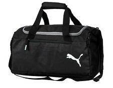 Puma Fundamental Small Training Duffel Bags Running Black GYM Bag Sacks 07552701