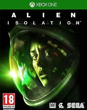 * XBOX ONE NEW SEALED Game * ALIEN ISOLATION