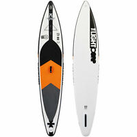 Lightboardcorp MFT Race ICT Tourer DV SUP-Set Stand Up Paddle ISUP aufblasbar