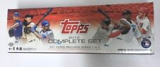 2012 Topps Baseball Factory Set Sealed Complete Box Hobby Edition Bonus Pack