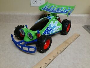 "Toy Story Signature Collection RC Car Thinkway 14"" -Tested Working, no remote"