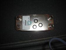 Vaillant Turbomax 12 Placa de agua caliente sanitaria intercambiador de calor y sellos 065088