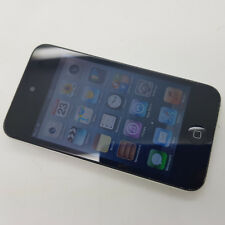 Genuine Apple iPod Touch 4th 4G Generation Black 32GB January Early 2011 A1367 D