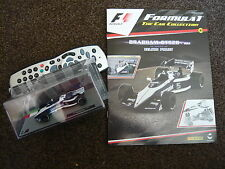 FORMULA 1 CAR COLLECTION ISSUES 30 BRABHAM BT52B NEW & SEALED