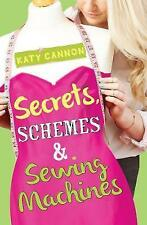 Secrets, Schemes and Sewing Machines (Love, Lies and Lemon Pies)-ExLibrary