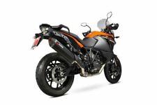 KTM Adventure 1190 Serket Slip-on Black Ceramic Coated Exhaust