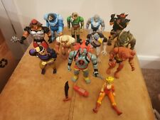 Thundercats Lot Of 12 Vintage Figures Some Accessories