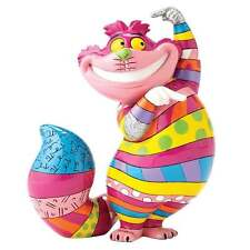 Disney By Britto Cheshire Cat Alice in Wonderland Figurine New Boxed 4051799