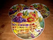 Dee's Harvest BURNER COVERS Range Kleen Burner Covers Pansy Apples Grapes