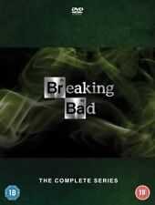 Breaking Bad: The Complete Series (2015) DVD